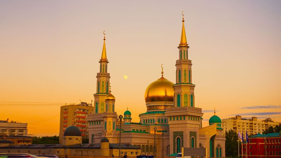 Holidays in Moscow