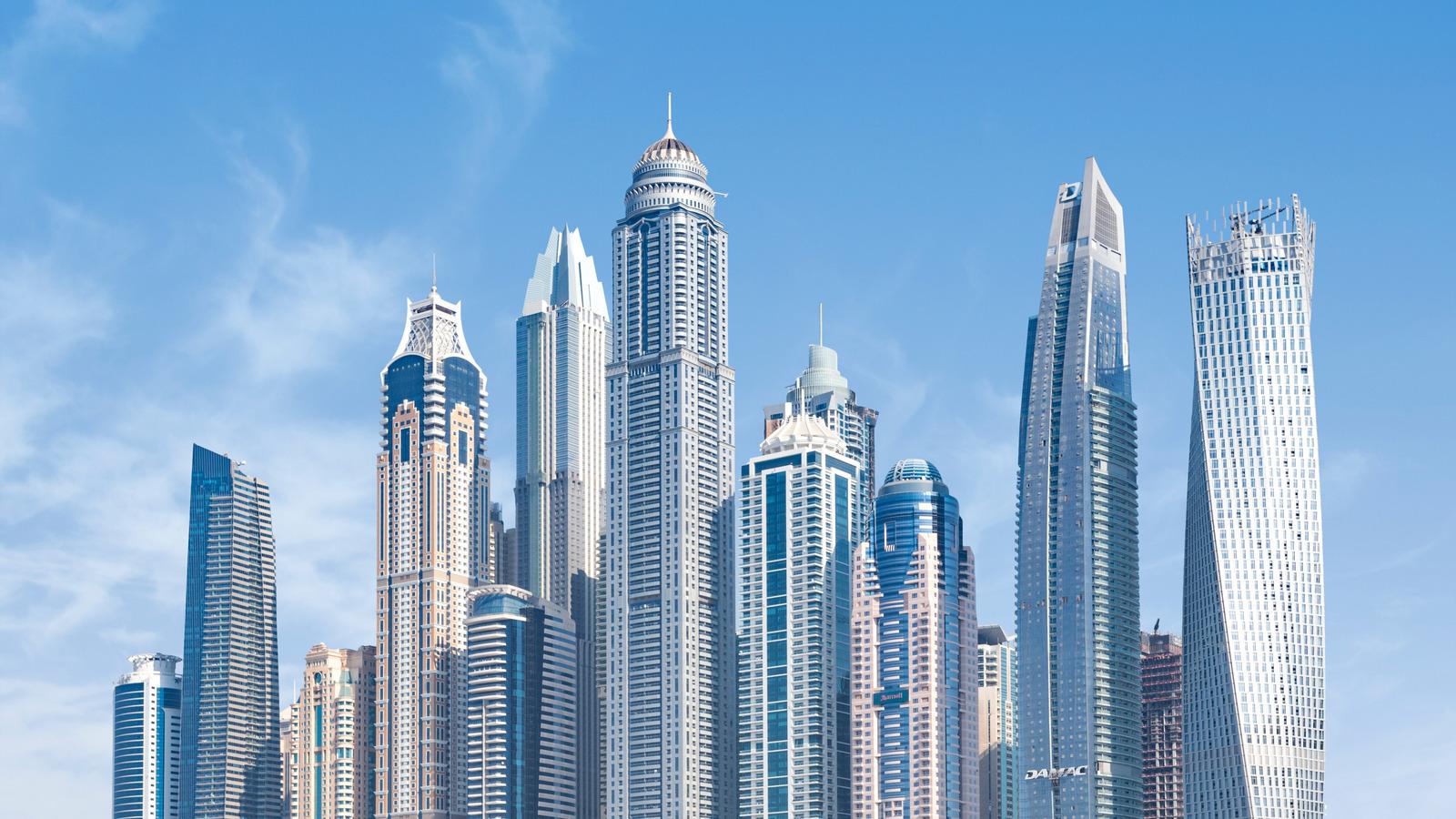 Must Visit Dubai
