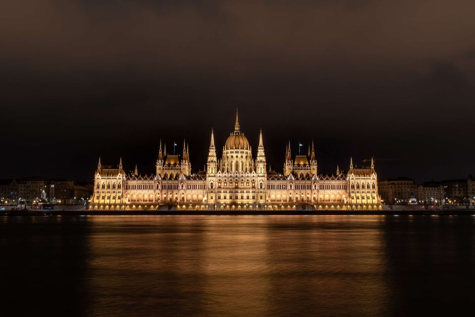 Parliament in Budapest