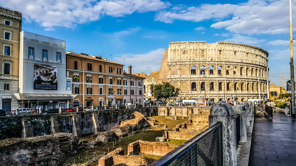 rome - the historic city that promises and delivers