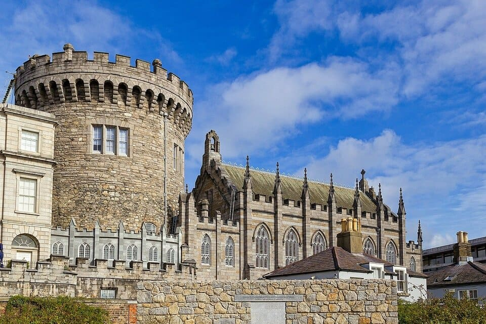 Things to see in Dublin - Dublin Castle