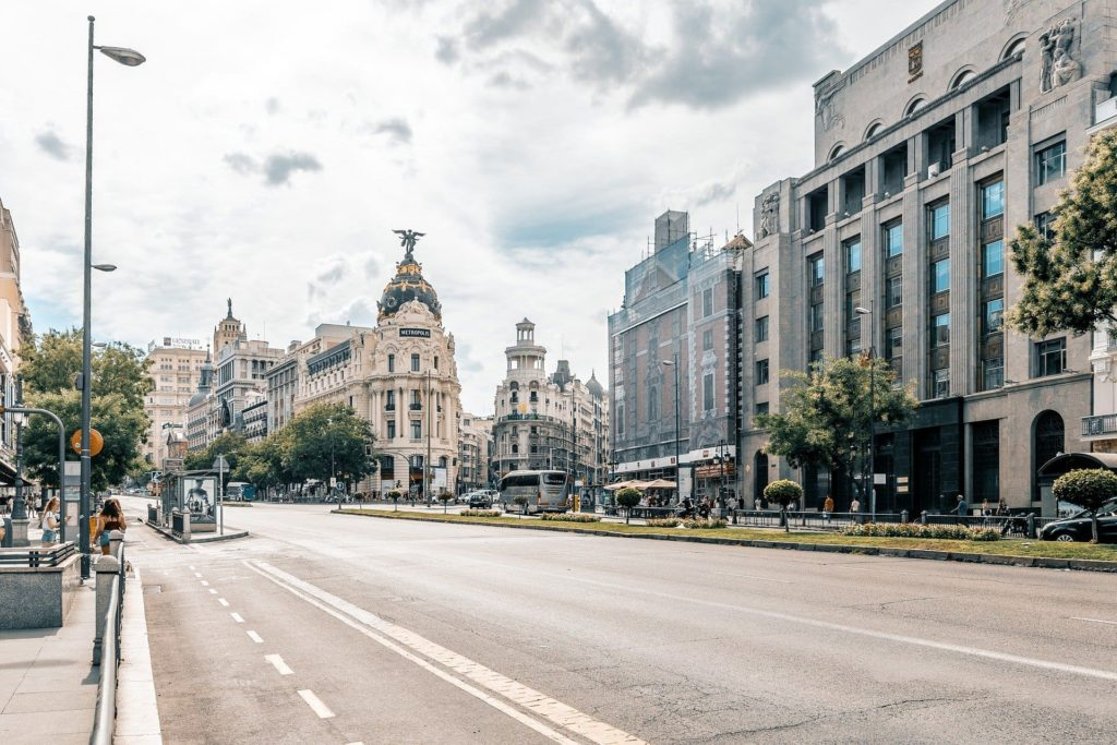 visit the beautiful city of madrid