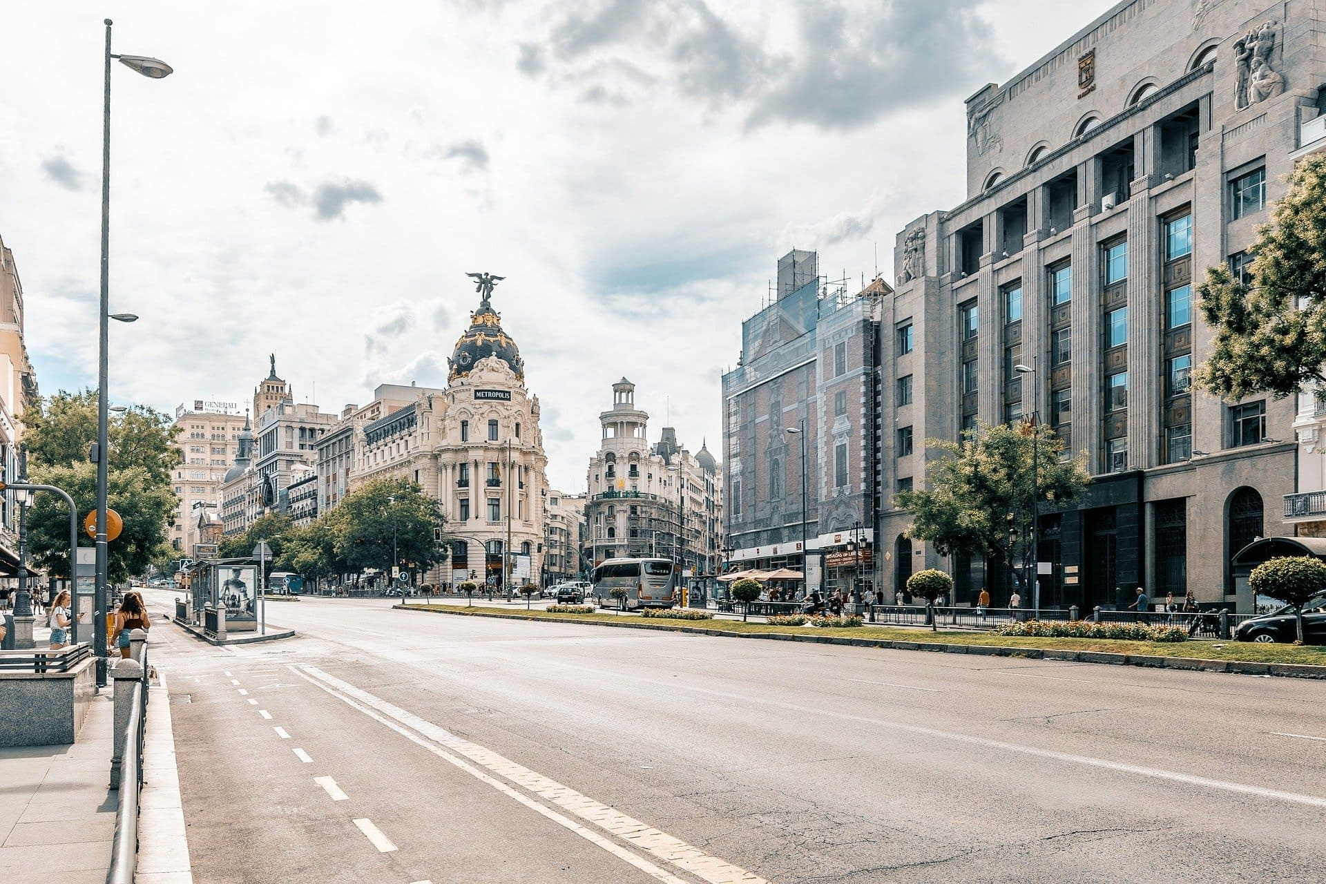 visit the beautiful city of madrid