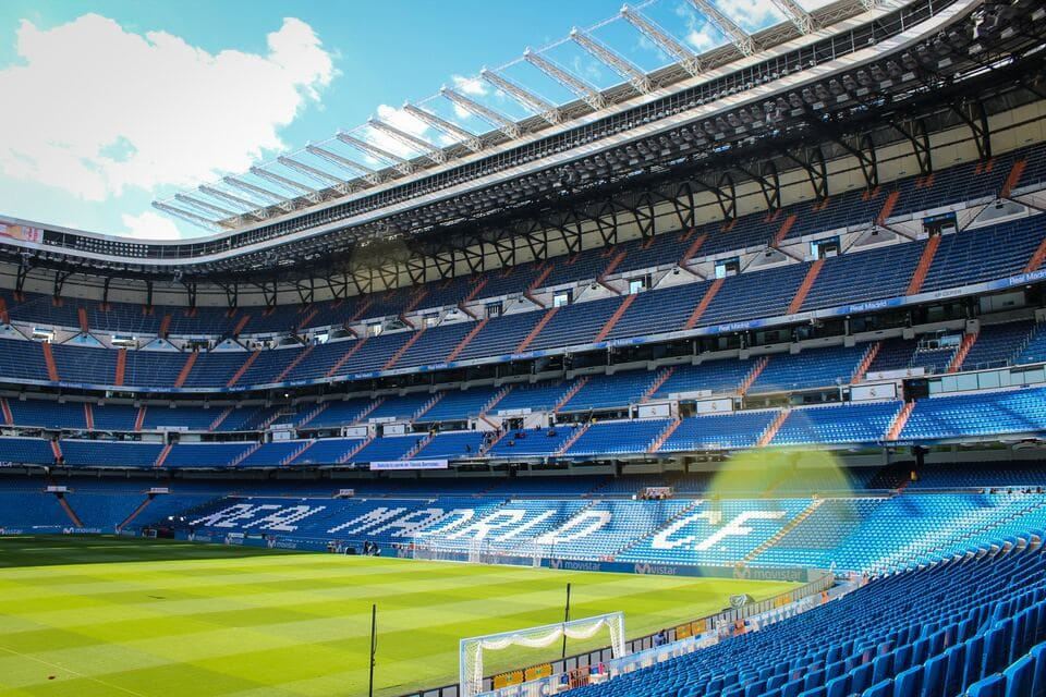 Estadio Santiago Bernabéu: Real Madrid's Stadium