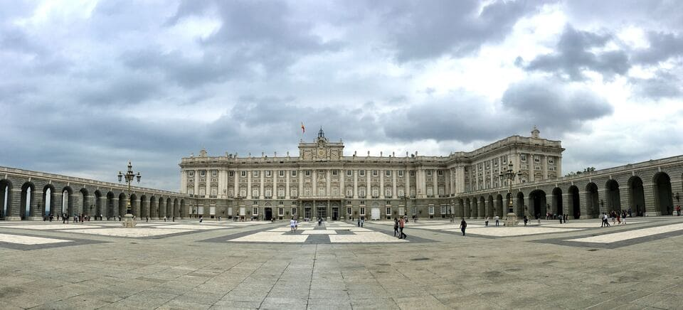 Royal Palace and Gardens Visit Madrid